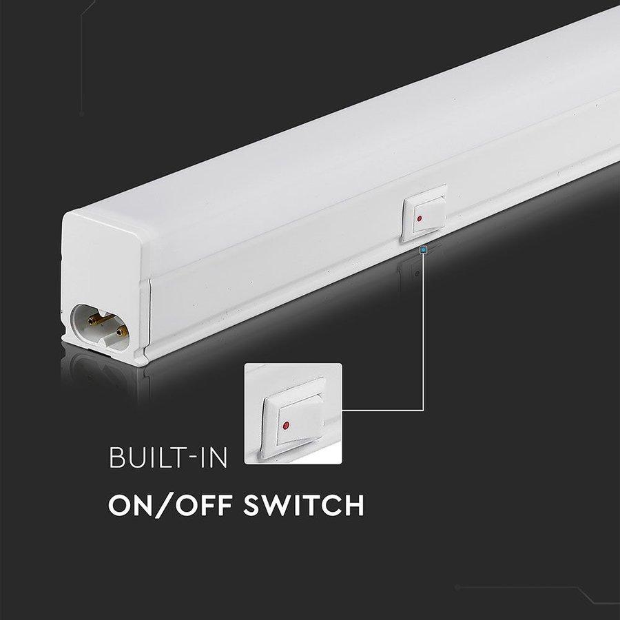 T5 LED fixture 120 cm 3000K 16 Watt Linkable 5 year warranty Samsung