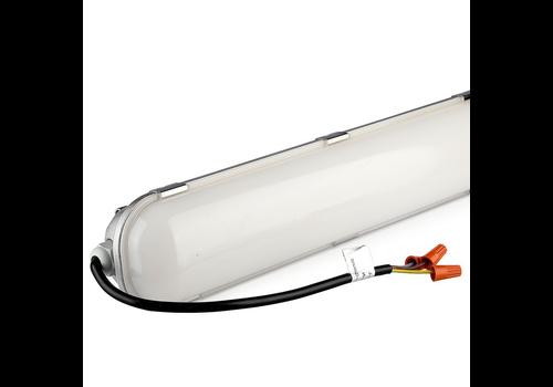 IP65 LED armatuur 150 cm 70W 8400lm 6000K daglicht wit 5 jaar garantie koppelbaar