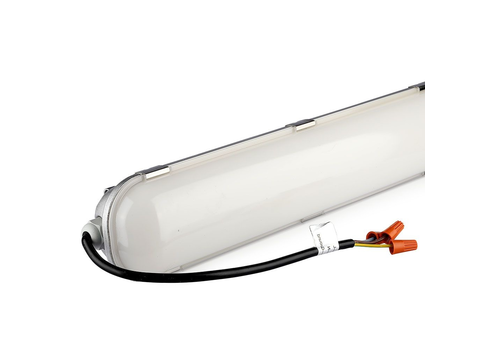 IP65 LED waterproof lamp 150 cm 70W 8400lm 6000K 5 Year warranty