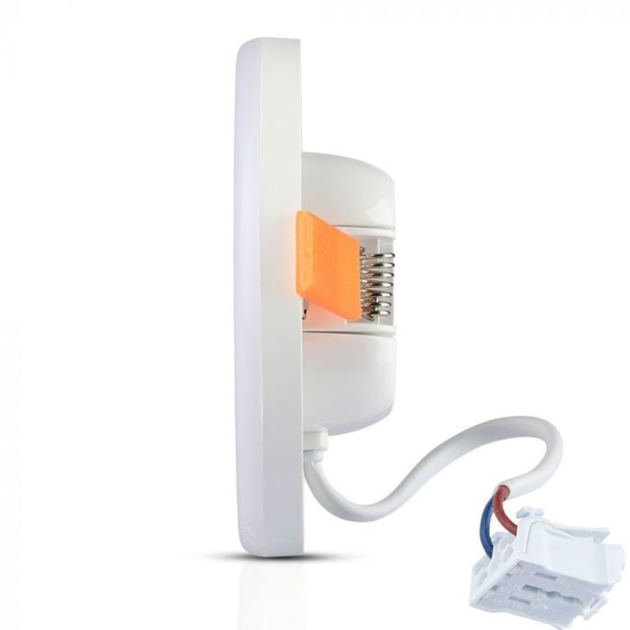 MINI LED Panel Downlight white 12 Watt 3000K round IP20