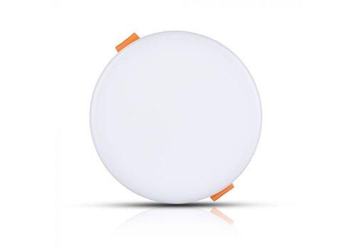 V-TAC MINI LED Paneel Downlight wit 12 Watt 4000K rond IP20