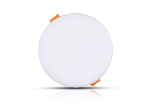 V-TAC MINI LED Panel Downlight white 18 Watt 4000K round IP20