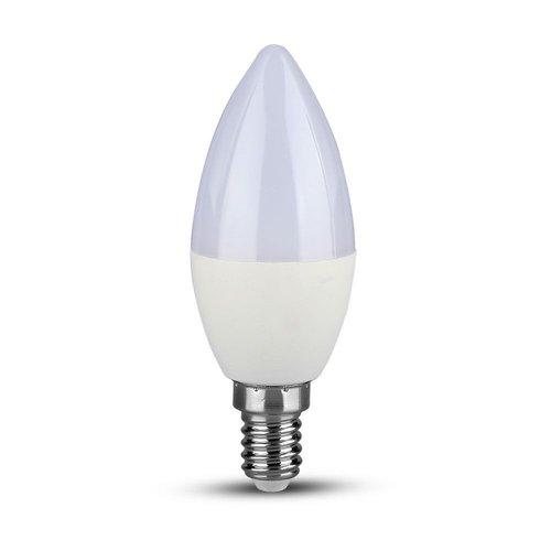 V-TAC E14 LED Bulb 4 Watt 2700K Replaces 30 Watt