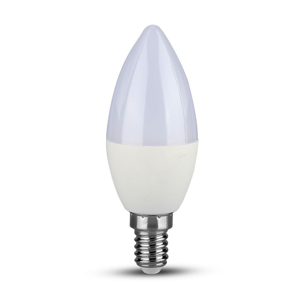 E14 LED Lamp 4 Watt 2700K Vervangt 30 Watt