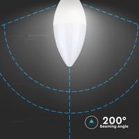 E14 LED Bulb 4 Watt 6400K Replaces 30 Watt