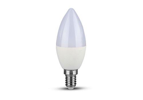 V-TAC E14 LED Bulb 4 Watt 6400K Replaces 30 Watt