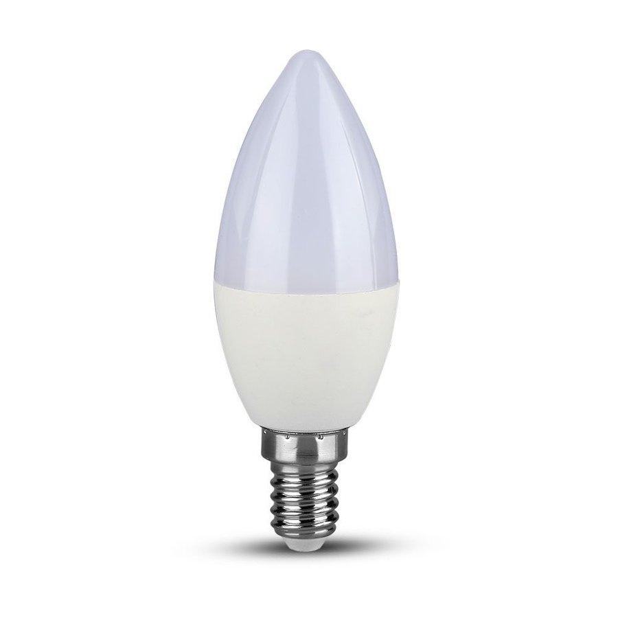 E14 LED Lamp 4 Watt 6400K Vervangt 30 Watt
