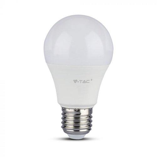 V-TAC E27 LED Lamp 9 Watt A58 Samsung 3000K Vervangt 60 Watt