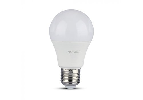 V-TAC E27 LED Lamp 9 Watt A58 Samsung 6400K Vervangt 60 Watt
