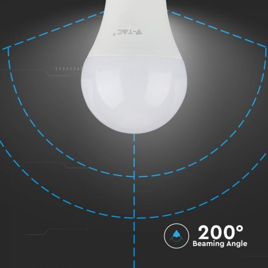 E27 LED Lampe 11 Watt A60 Samsung 3000K ersetzt 75 Watt