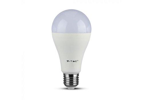 V-TAC E27 LED Lamp 15 Watt A65 Samsung 4000K Vervangt 85 Watt