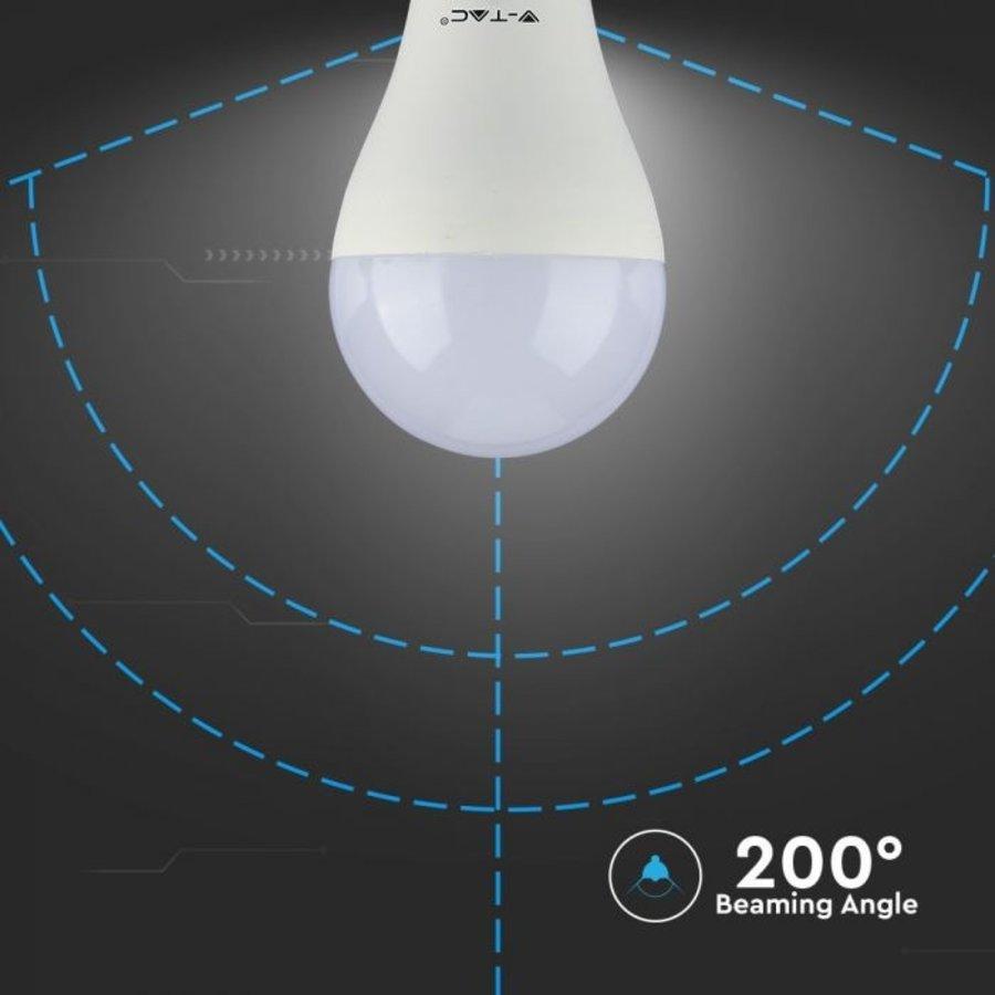 E27 LED Lamp 15 Watt A65 Samsung 6400K Vervangt 85 Watt