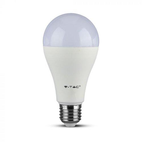 V-TAC E27 LED Bulb 17 Watt A65 Samsung 4000K replaces 100 Watt