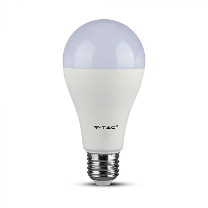 E27 LED Lamp 17 Watt A65 Samsung 4000K Vervangt 100 Watt