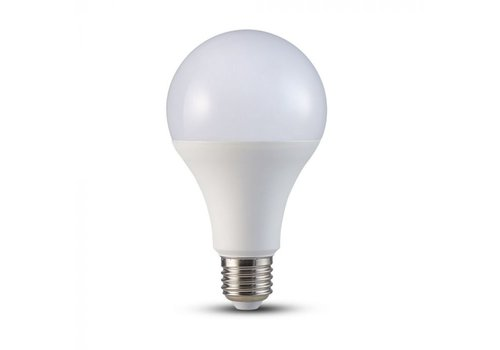 V-TAC E27 LED Bulb 18 Watt A80 Samsung 3000K replaces 125 Watt