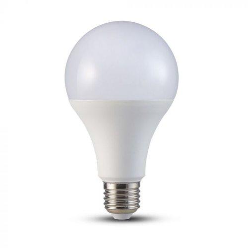 V-TAC E27 LED Lamp 18 Watt A80 Samsung 3000K Vervangt 125 Watt