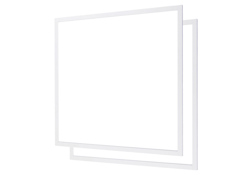 HOFTRONIC™ LED Paneel 62x62 cm 40W 4400lm 4000K Flikkervrij 5 jaar garantie [2 stuks]