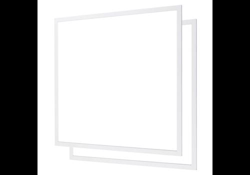 HOFTRONIC™ LED-Panel 62x62 cm 40W 4400lm 4000K Flimmerfrei 5 Jahre Garantie [2 Stück]