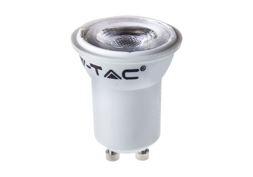 V-TAC GU10 LED lamp 2 Watt 6400K Samsung Chip (vervangt 15W)