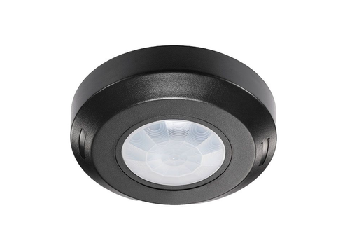V-TAC PIR motion sensor 360° range 8m Maximum 200 Watt IP20 surface mounted color black