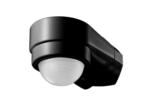 PIR motion sensor 240° 10 meter Maximum 600 Watt IP65 White Black
