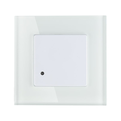 Microwave motion sensor 180° 15 meter Maximum 300 Watt built-in white