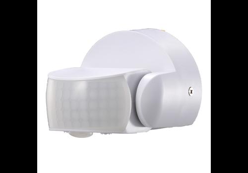 V-TAC PIR Bewegungsmelder 180° Bereich 12 Meter bis 600 Watt IP65 Weiß