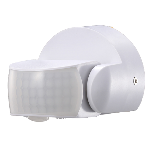 V-TAC PIR motion sensor 180° 12 meter Maximum 600 Watt IP65 White