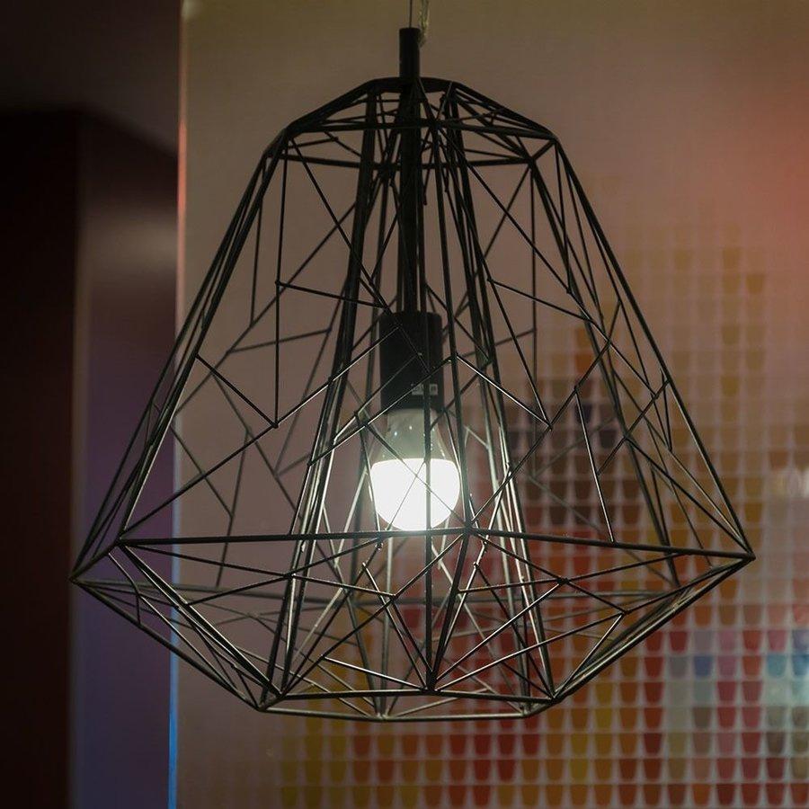 E27 LED Lamp 9 Watt 2700K A60 Vervangt 60 Watt