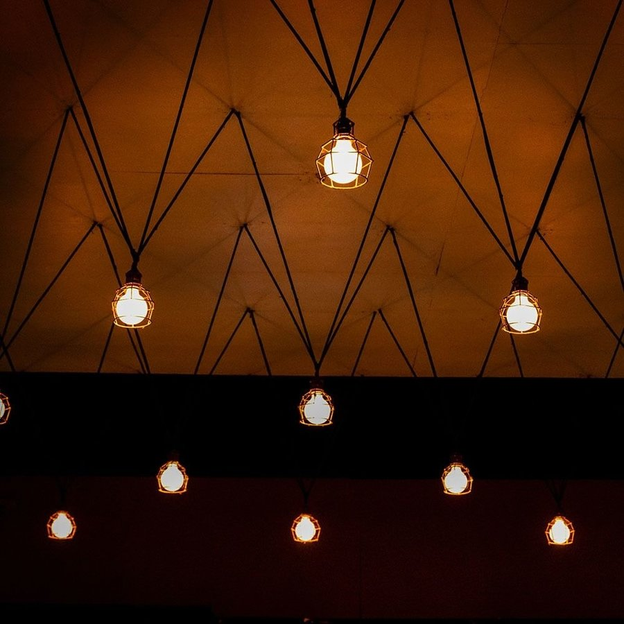 LED Filament lamp 7 Watt 700lm super warm wit 2200K E27 G95