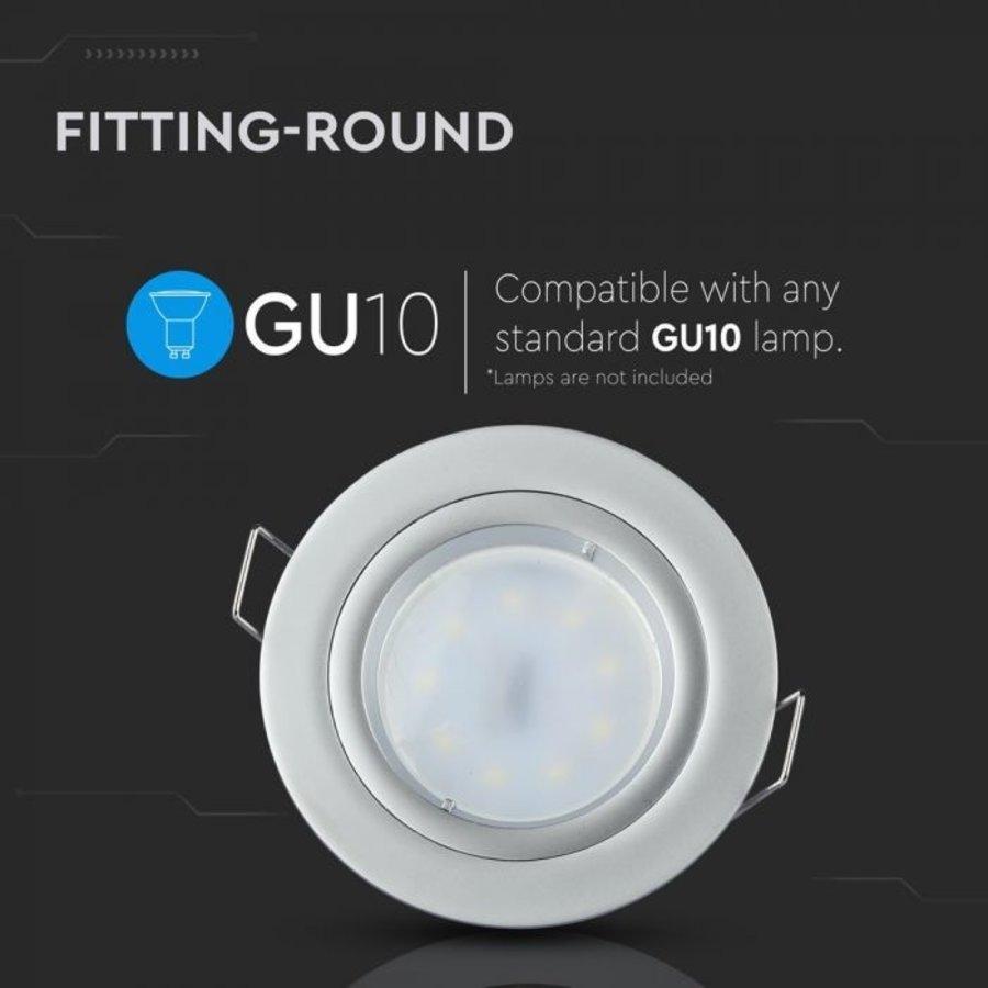 Austin GU10 Armatuur Aluminium IP20