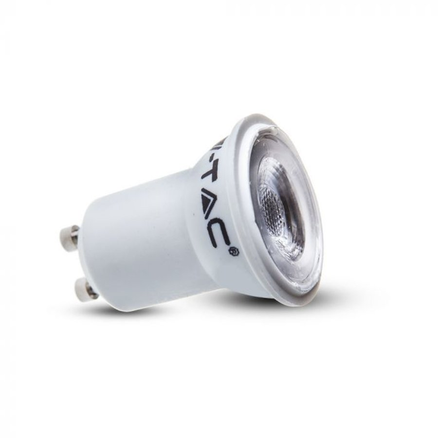 GU10 LED lamp 2 Watt 3000K Samsung Chip (vervangt 15W)