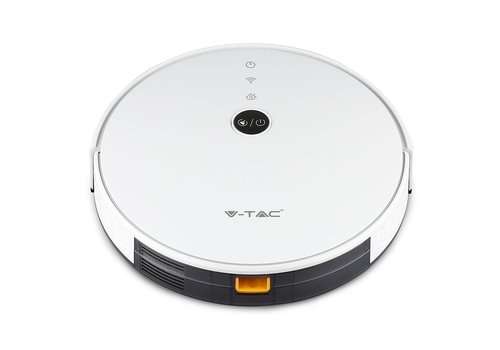 V-TAC Smart Robot vacuum cleaner self charging with charging station white