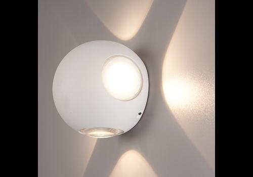 HOFTRONIC™ LED Wandleuchte Austin Weiß 4 Watt 3000K 4 Lichter IP54