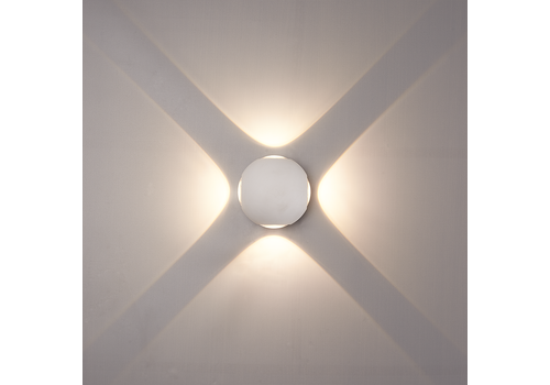 HOFTRONIC™ LED Wall light Austin white 4 Watt 3000K 4 lights IP54