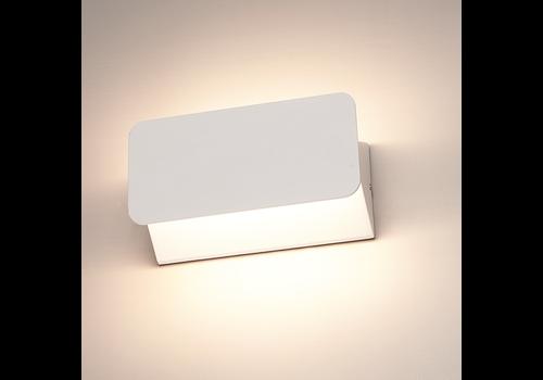 HOFTRONIC™ LED Wall light Toledo white 6 Watt 3000K double-sided illumination IP54