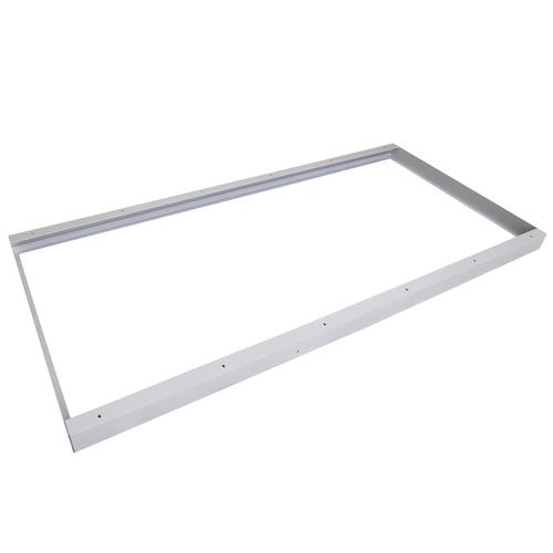 Aigostar Opbouwframe voor LED panelen 60 x 120 cm kleur wit