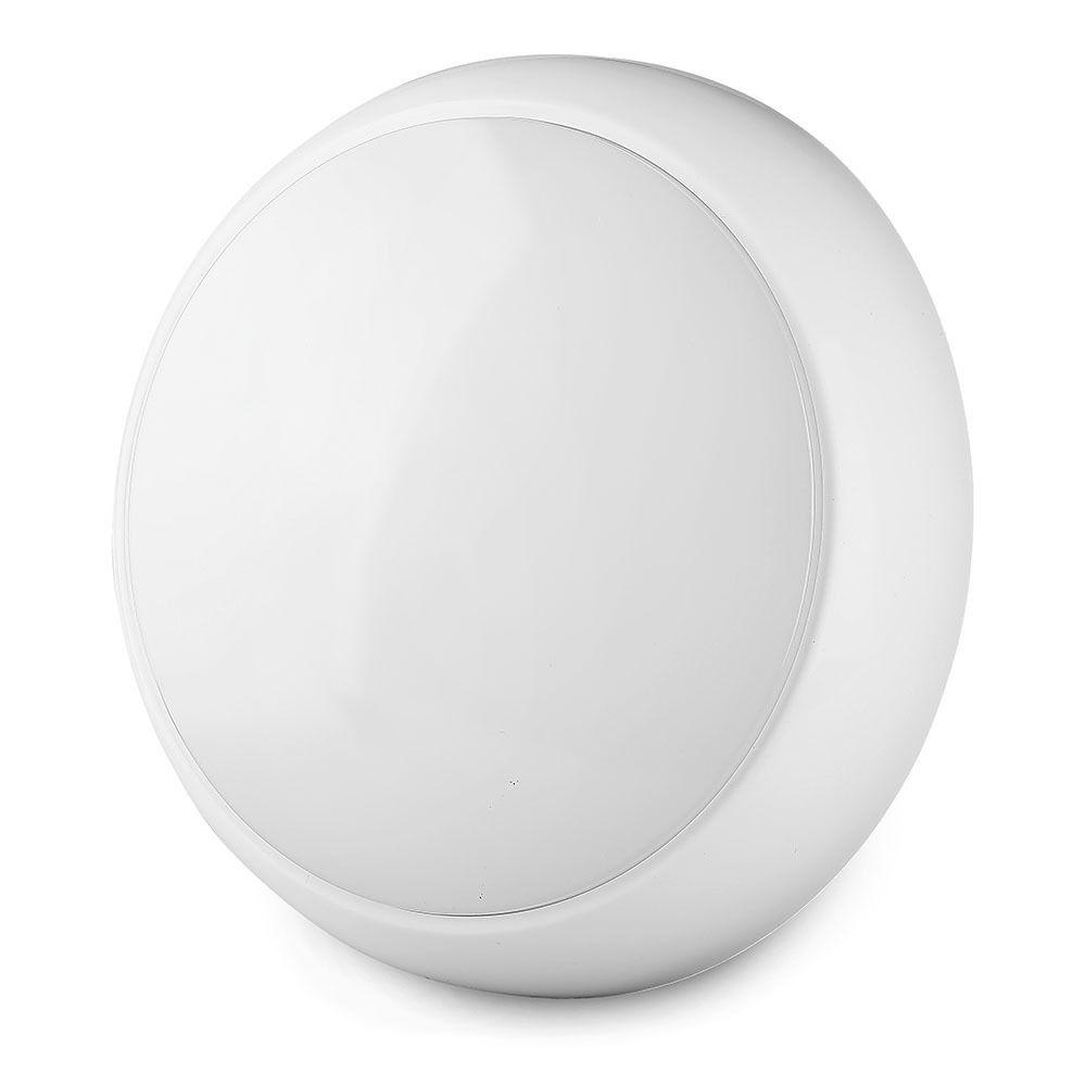 LED plafondlamp Wit sensor 15W 1400 Lumen 4000K IP65 Spuitwaterdicht 3 jaar garantie