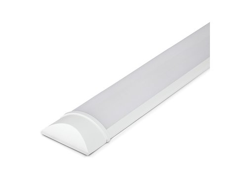 HOFTRONIC™ LED Batten 120 cm 40W 6400K 4800lm Samsung LEDs 5 years warranty