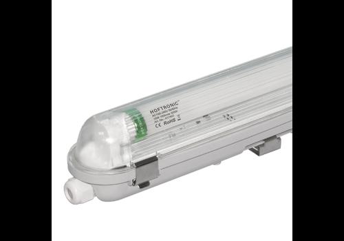 HOFTRONIC™ LED T8 Wannenleuchte IP65 120 cm 3000K 18W 2880lm 160lm/W Flimmerfrei verlinkbar