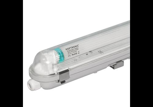 HOFTRONIC™ LED T8 Wannenleuchte IP65 120 cm 4000K 18W 2520lm 140lm/W Flimmerfrei verlinkbar