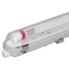 HOFTRONIC™ 25x LED T8 TL armatuur IP65 120 cm 4000K 18W 3150lm 175lm/W Flikkervrij koppelbaar
