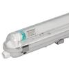 10x LED T8 fixture IP65 120 cm 6000K 18W 2520lm 140lm/W Flicker Free linkable