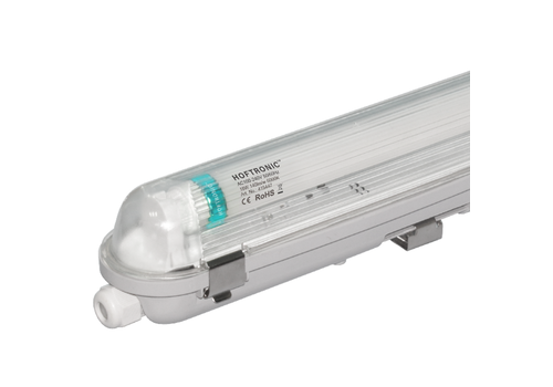 HOFTRONIC™ 25x LED T8 TL armatuur IP65 120 cm 6000K 18W 2520lm 140lm/W Flikkervrij koppelbaar