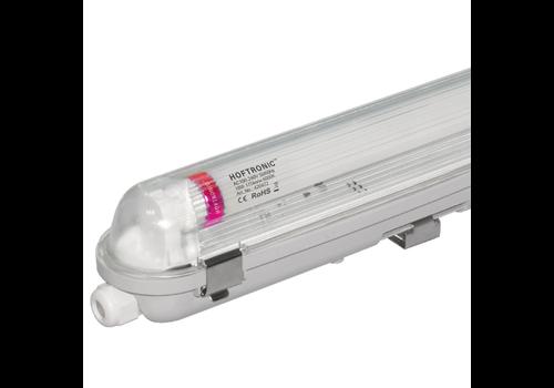 HOFTRONIC™ 10x LED T8 Wannenleuchte IP65 120 cm 6000K 18W 3150lm 175lm/W Flimmerfrei verlinkbar