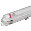 HOFTRONIC™ 25x LED T8 TL armatuur IP65 120 cm 6000K 18W 3150lm 175lm/W Flikkervrij koppelbaar