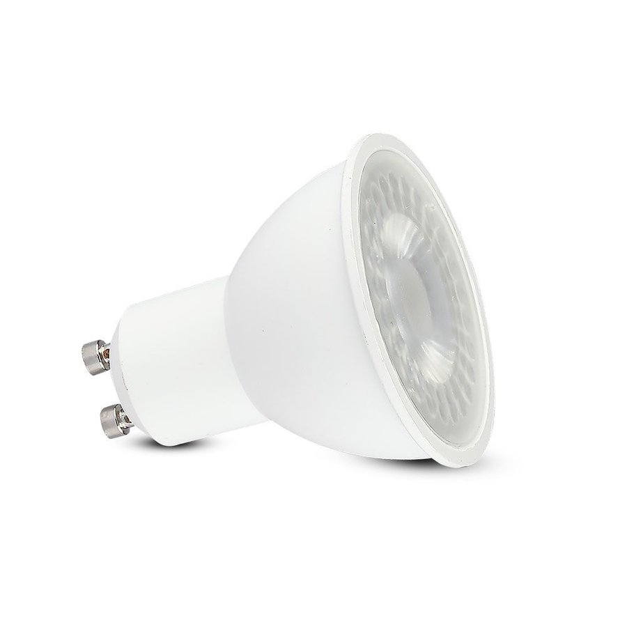 Dimmable GU10 LED light 5 Watt 3000K (replaces 40W)