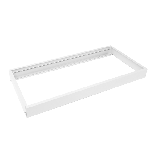 Mounting frame for LED Panels 30 x 60 cm color white