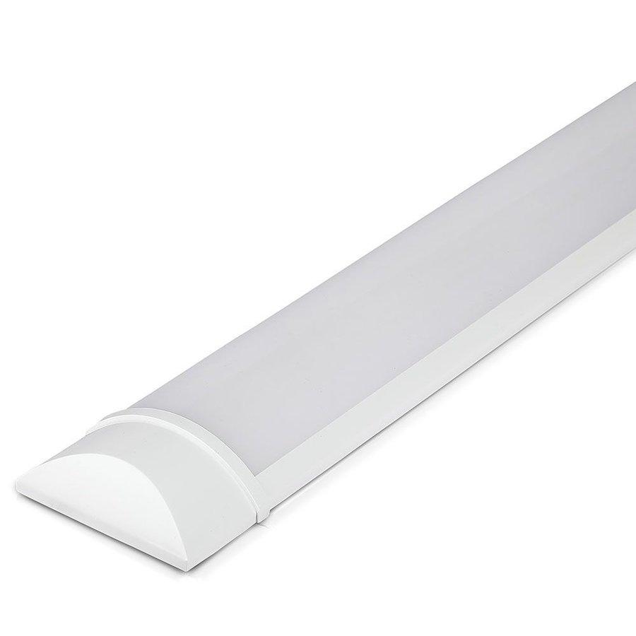 LED Batten 60 cm 20W 4000K 2400lm Samsung - 5 jaar garantie incl. montageklemmen & quick connector