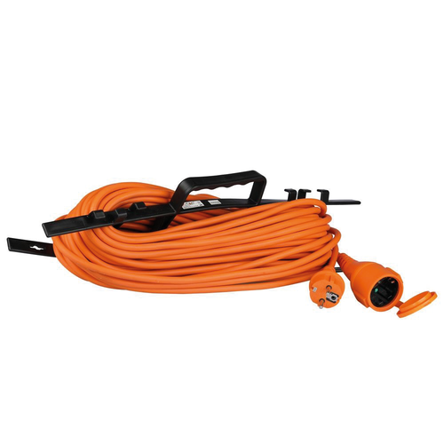 V-TAC Extension cable incl. cable reel outdoor 30 meters IP44